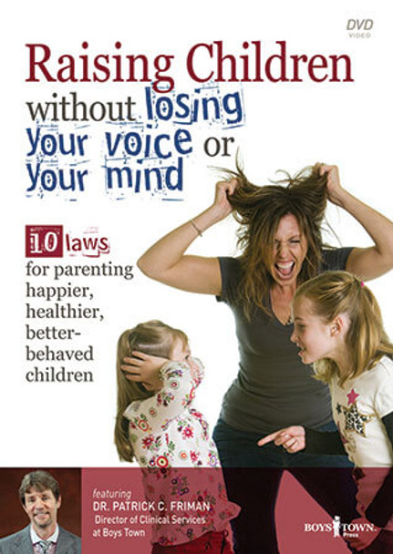 Cover of Raising Children without Losing Your Voice or Your Mind