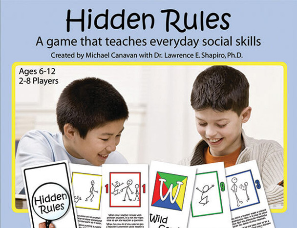 Hidden Rules Card Game