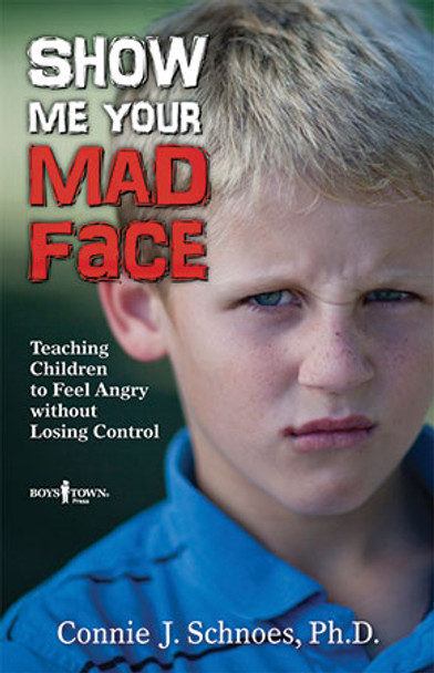 Book Cover of Show Me Your Mad Face