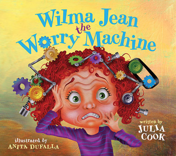 Book Cover of Wilma Jean the Worry Machine