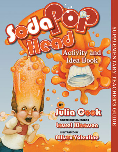 Book cover of  Soda Pop Head Activity and Idea Book