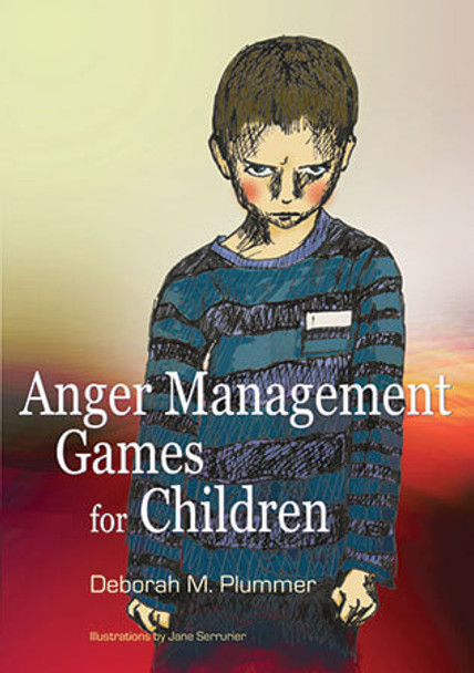 Book cover of  Anger Management games for Children