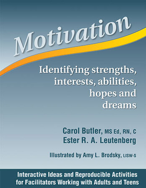 Book cover of  Motivation Workbook