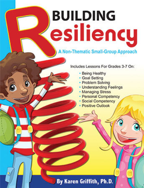 Book cover of  Building Resiliency: A Non-Thematic Small-Group Approach
