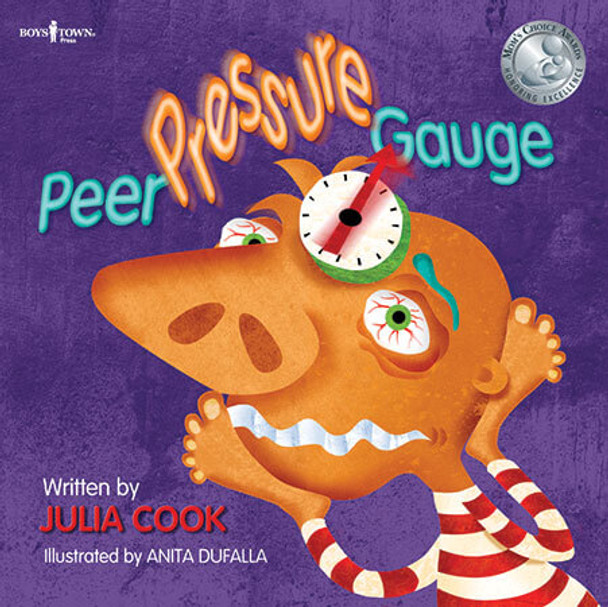 Book cover of  Peer Pressure Gauge