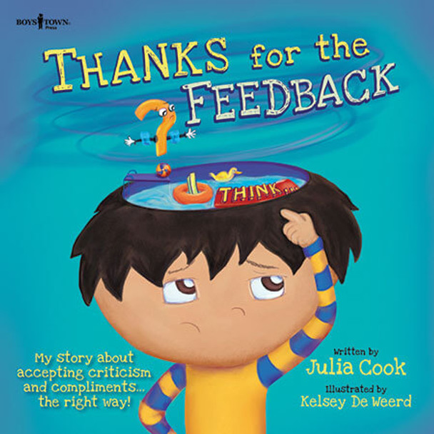 Book Cover of  THANKS for the FEEDBACK... (I THINK?)