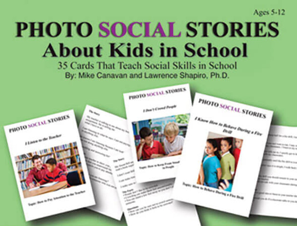 Photo Social Stories About Kids in School