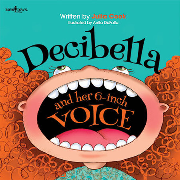 Book cover of  Decibella and Her 6-Inch Voice