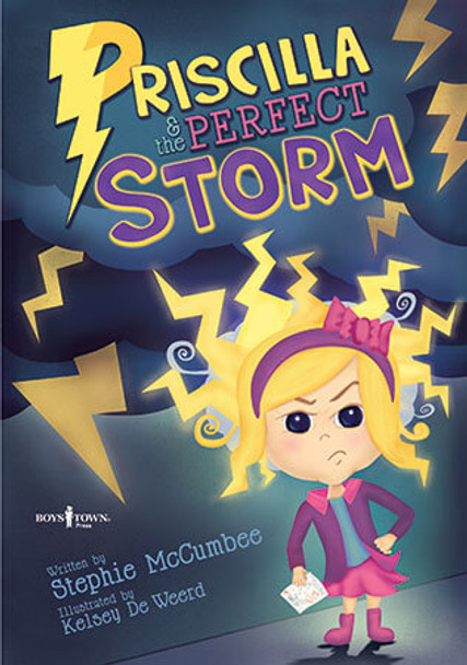 Book cover of  Priscilla & the Perfect Storm