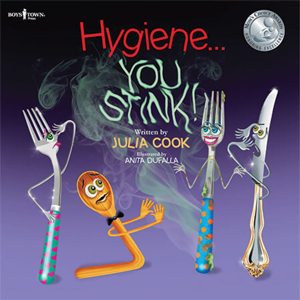 Book cover of  Hygiene... You Stink!