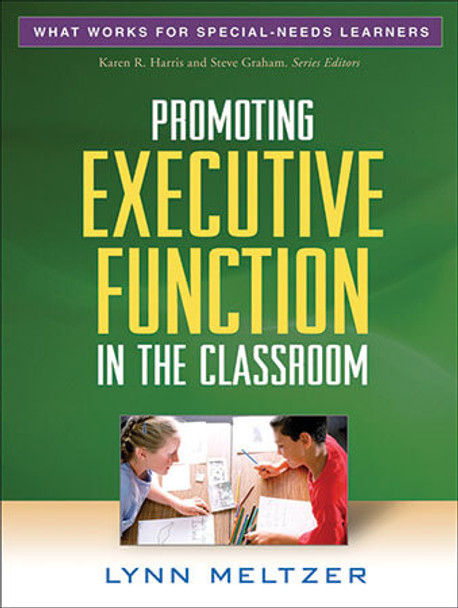 Book cover of  Promoting Executive Function in the Classroom