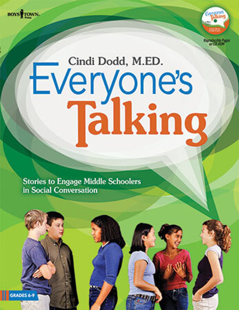 Book cover of  Everyone's Talking