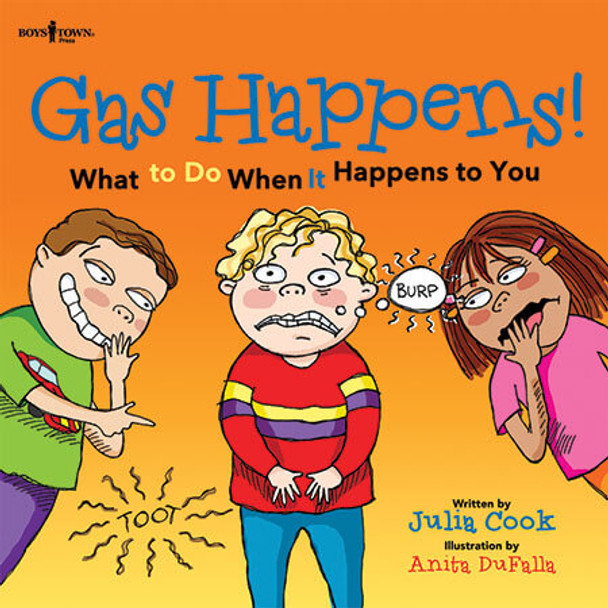 Book cover of  Gas Happens! What to Do When It Happens to You