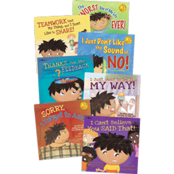 BEST ME I Can Be! Set of 7 Storybooks