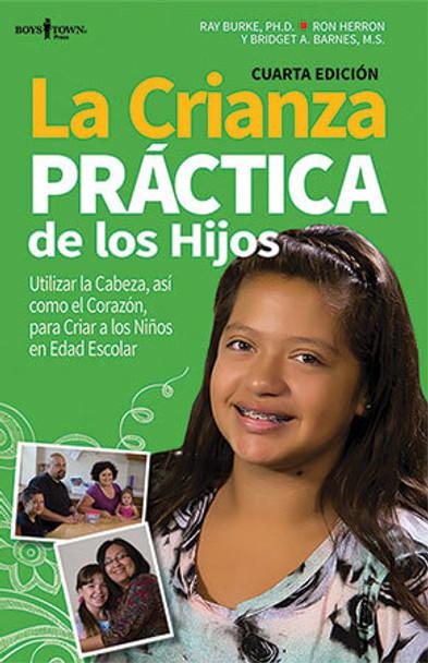 Book Cover of La Crianza Practica de los Hijos, Fourth Edition