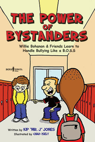 Book cover of  The Power of Bystanders