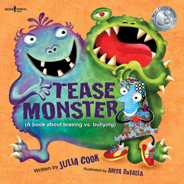 Book cover of   Tease Monster