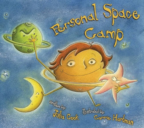 Book cover of  Personal Space Camp
