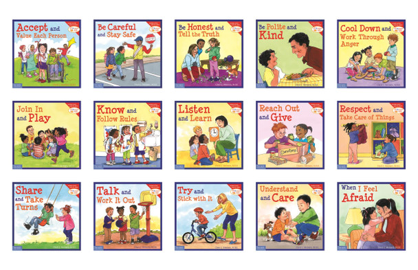 Learning to Get Along Series (set of 15 books)