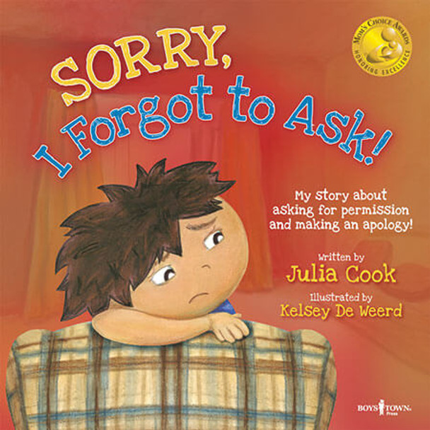 Book cover of  Sorry, I Forgot to Ask!