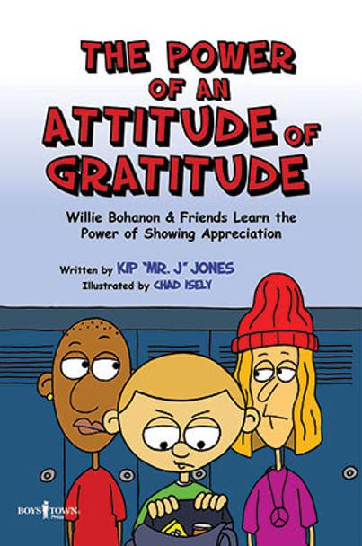 Book cover of  The Power of an Attitude of Gratitude