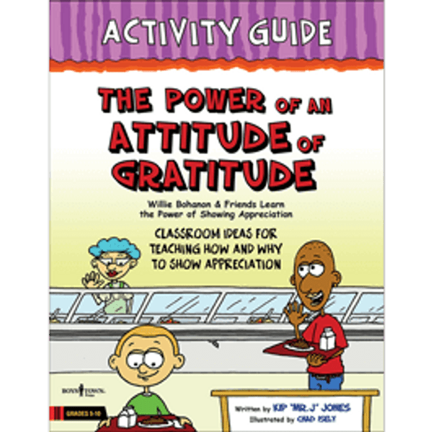 eBook The Power of an Attitude of Gratitude