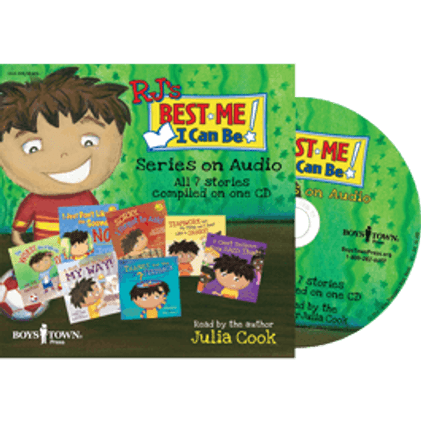 Audio CD of the BEST ME I Can Be! Series