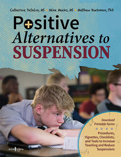Book cover of  Positive Alternatives to Suspension