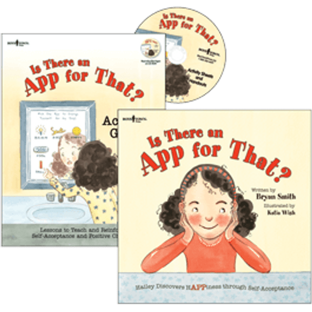Book Covers of Is There an App for That? Storybook and Activity Guide