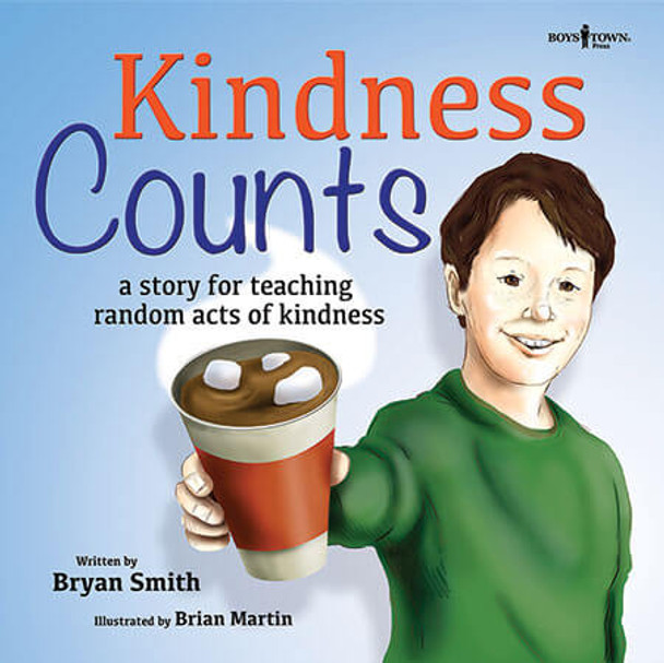Book Cover of  Kindness Counts