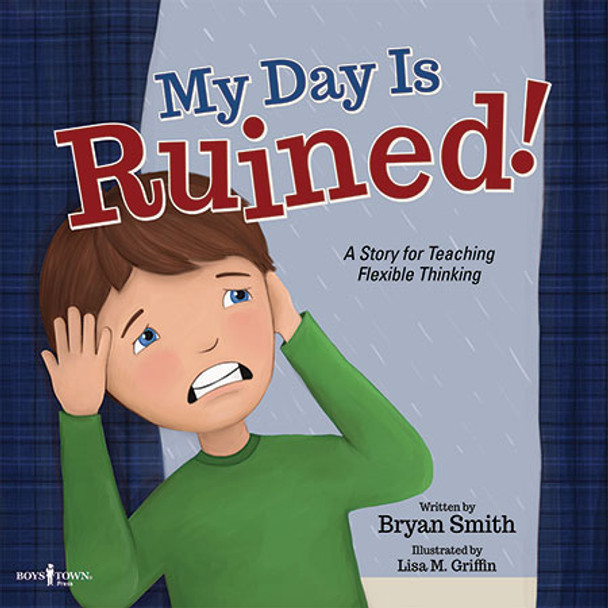 Book Cover of My Day is Ruined!