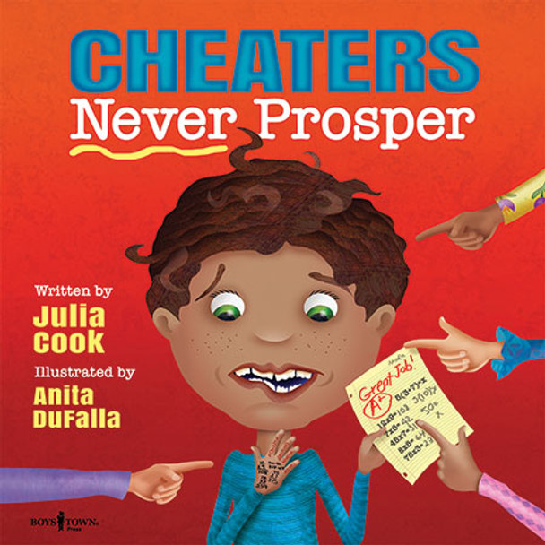 Book cover of  Cheaters Never Prosper