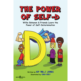 The Power of Self-D by Kip Jones Item #54-001