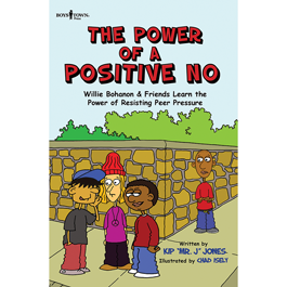 The Power of a Positive No by Kip Jones Item #54-007