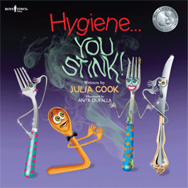 Hygiene You Stink by Julia Cook Item #55-031