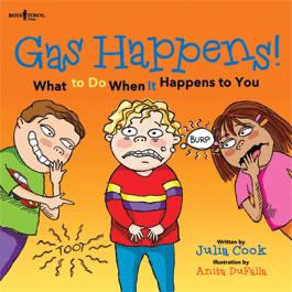 Gas Happens - Julia Cook