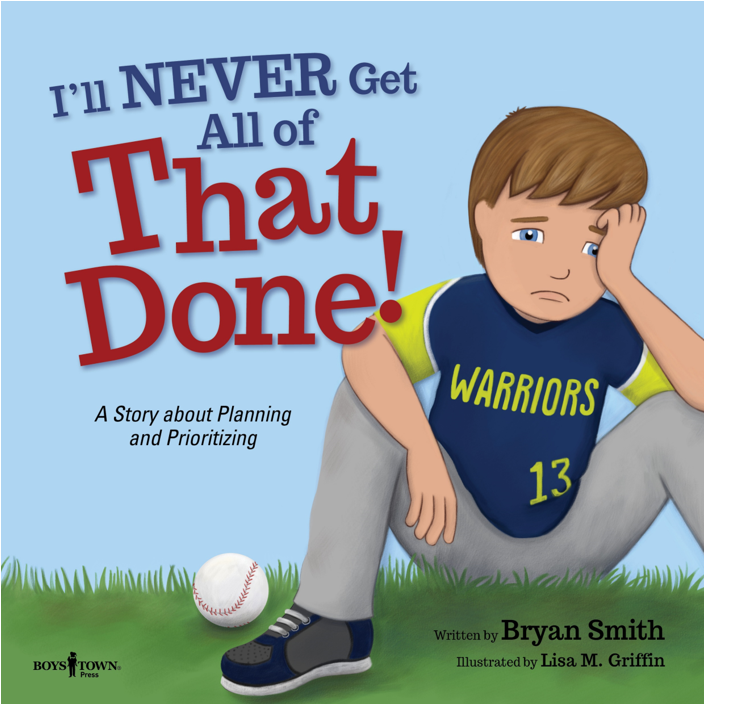 I'll Never Get All That Done by Bryan Smith