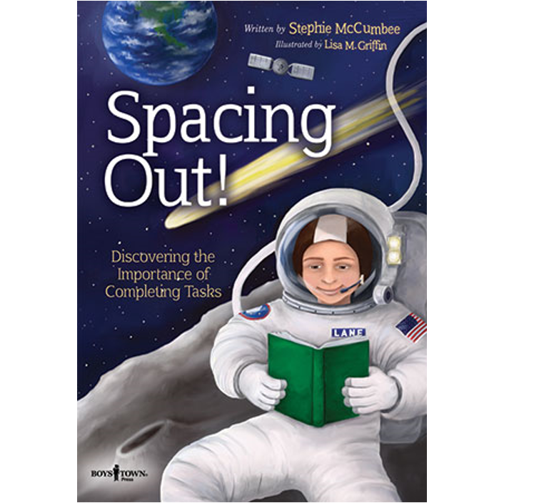 Spacing Out by Stephie McCumbee