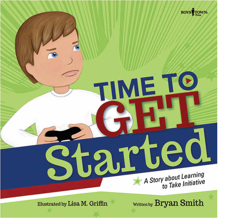 Time To Get Started by Bryan Smith