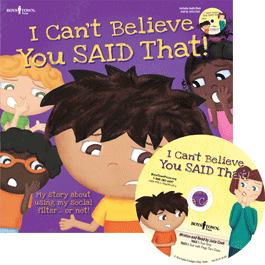 I Can't Believe You SAID That! Book with Audio CD