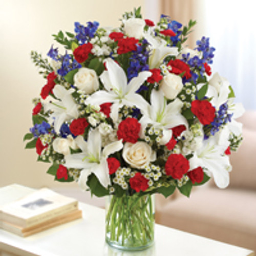Red, White & Blue Sincerest Sorrow