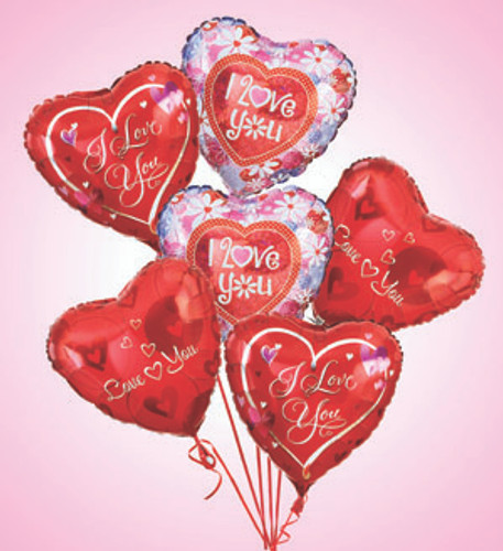 Air - Rangement Love & Romance Balloons