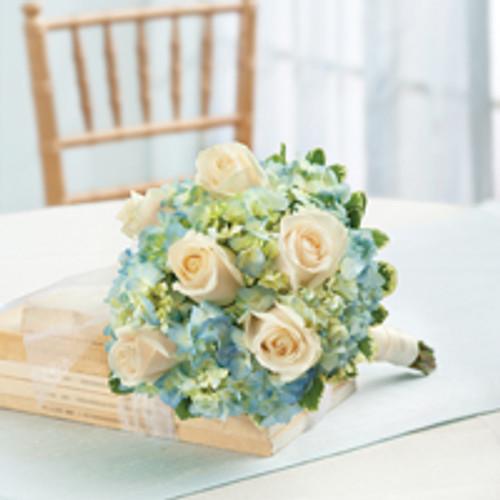 Blue Petite Bouquet