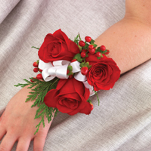 Holiday Corsage