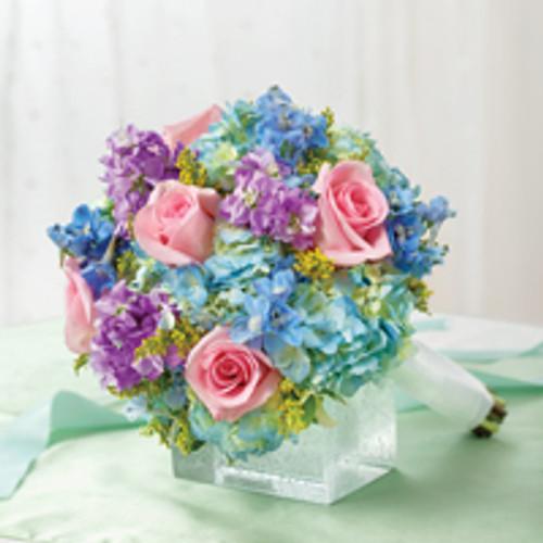 Spring Bridesmaid Bouquet
