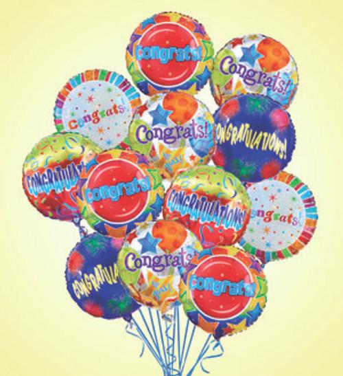 Air - Rangement Congratulations Balloons