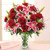 Dozen Rose & Lily Bouquet