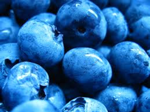 Blueberry Extra Eliquid | Vape Junkie Ejuice - A crisp sweet natural blueberry flavor. An easy all day Vape