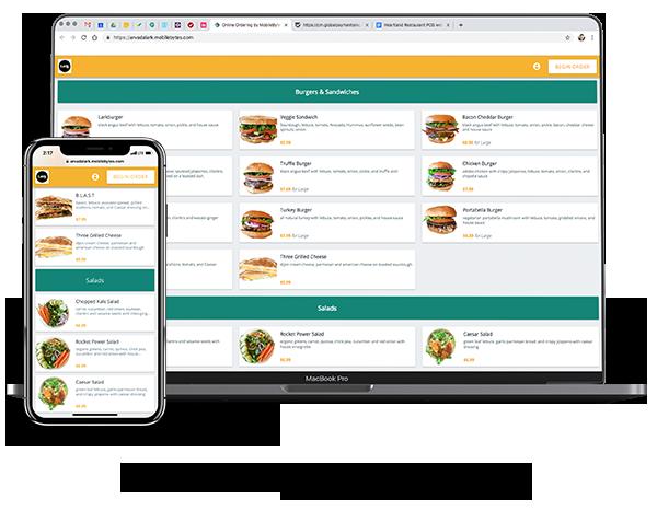 Heartland Restaurant Integrated Online Ordering