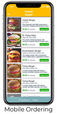 Heartland Restaurant Online Ordering